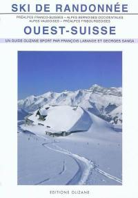 Ski de randonnée, Ouest-Suisse