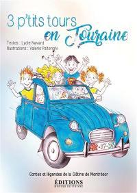 3 p'tits tours en Touraine