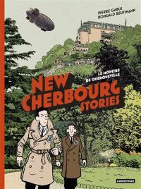 New Cherbourg stories. Volume 1, Le monstre de Querqueville
