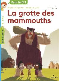 Ran et les mammouths. Volume 2, La grotte des mammouths