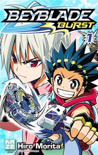 Beyblade burst. Volume 1,