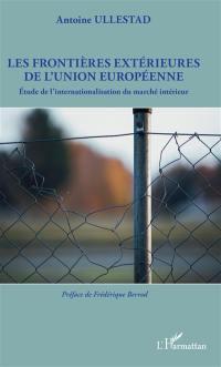 Les frontières extérieures de l'Union européenne