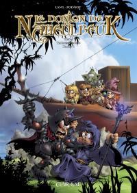 Le donjon de Naheulbeuk. Volume 8, Saison 3, partie 2