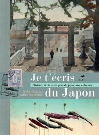 Je t'écris du Japon
