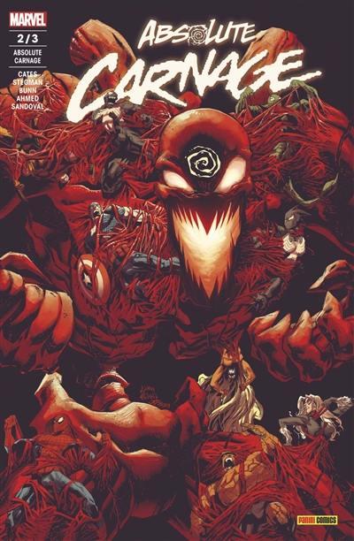 Absolute Carnage. n° 2, Le roi de sang (2)