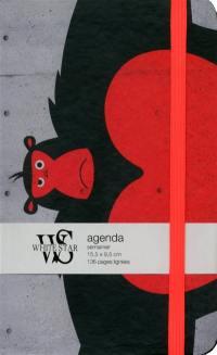 Agenda gorille 2016