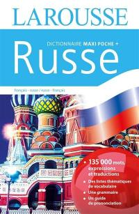 Dictionnaire maxipoche + russe