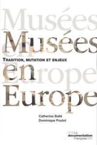 Musées en Europe