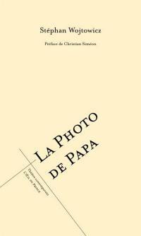 La photo de papa