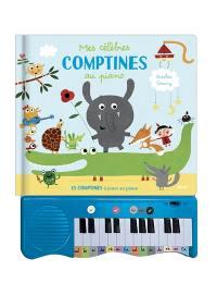 Mes célèbres comptines au piano
