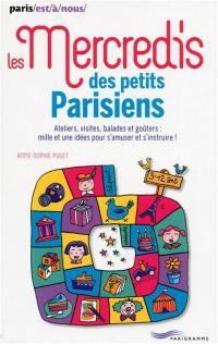 Les mercredis des petits Parisiens