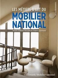 Les métiers d'art du Mobilier national