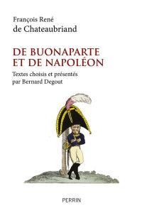 De Buonaparte et de Napoléon