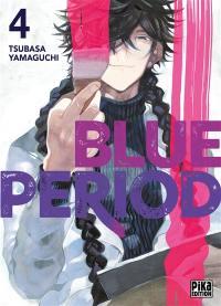 Blue period. Volume 4,