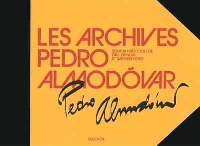 Les archives Pedro Almodovar