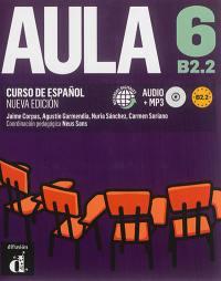Aula 6 : curso de espanol, B2.2