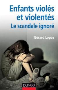 Enfants violés et violentés