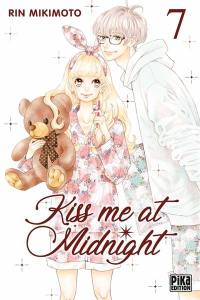Kiss me at midnight. Volume 7,