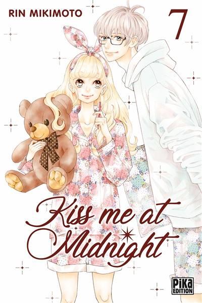 Kiss me at midnight. Volume 7,