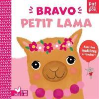 Bravo petit lama