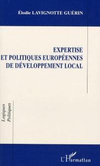 Expertise et politiques européennes de développement local