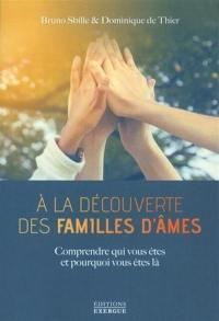 A la découverte des familles d'âmes