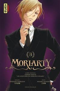 Moriarty. Volume 3,