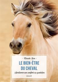 Le bien-être du cheval