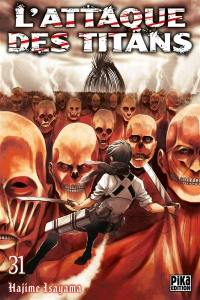 L'attaque des titans. Volume 31,