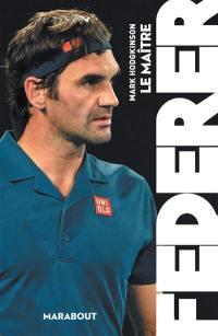 Le maître Federer