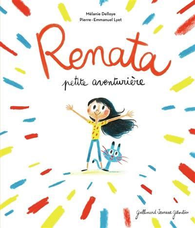 Renata petite aventurière, Renata va sur la lune