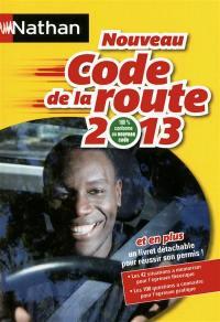Nouveau Code de la route 2013