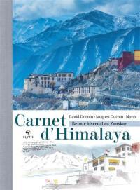 Carnet d'Himalaya