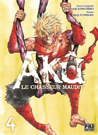 Akû, le chasseur maudit. Volume 4,