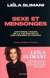 Sexe et mensonges : histoires vraies de la vie sexuelle au Maroc