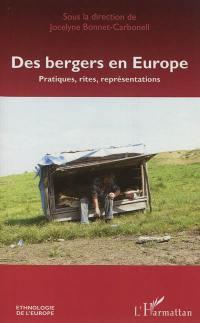 Des bergers en Europe