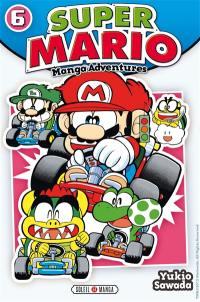 Super Mario. Volume 6,