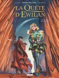 La quête d'Ewilan. Volume 3, La passe de la goule