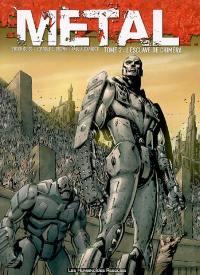 Metal. Volume 2, L'esclave de Chiméra