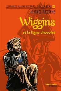 Wiggins, Wiggins et la ligne chocolat