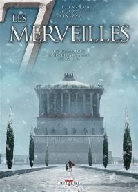 Les 7 merveilles. Volume 6, Le mausolée d'Halicarnasse