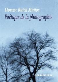 Poétique de la photographie