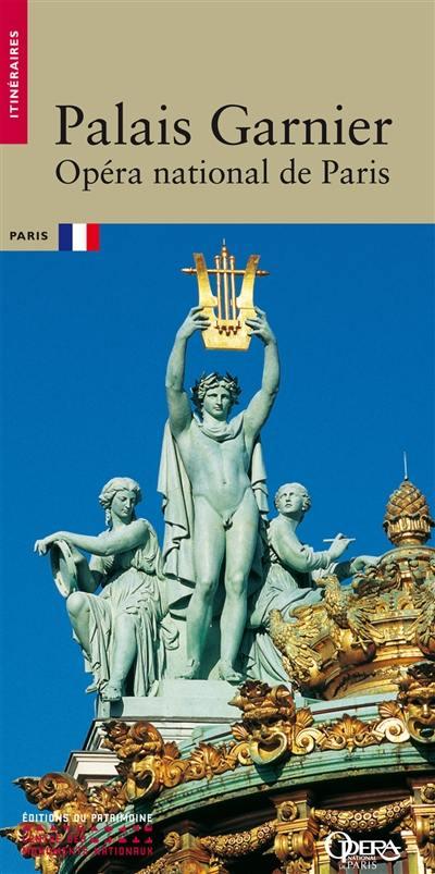 Palais Garnier, Opéra national de Paris