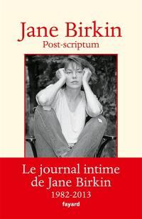 Munkey diaries. Volume 2, Post-scriptum