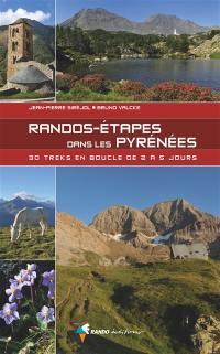 Randos-étapes dans les Pyrénées