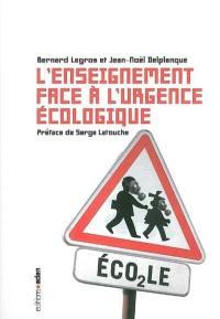L'enseignement face à l'urgence écologique
