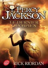 Percy Jackson. Volume 5, Le dernier Olympien