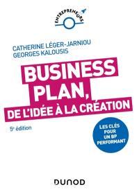Business plan, de l'idée à la création : les clés pour un BP performant
