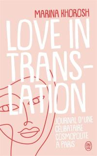 Love in translation