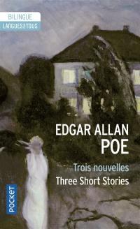 Three short stories. Trois nouvelles